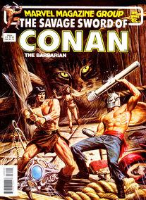 Espada Salvaje de Conan (1983 Revista) 92