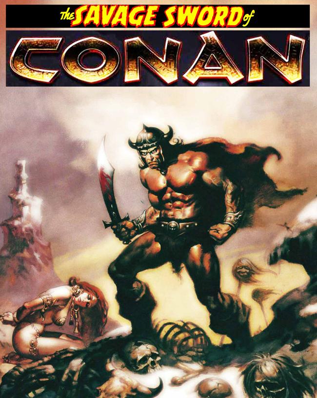 Conan - The Savage Sword I