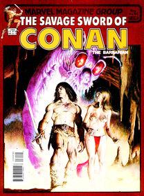 Espada Salvaje de Conan (1983 Revista) 94