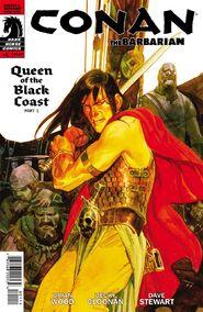 Conan the Barbarian nº1