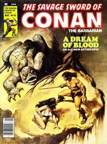 Espada Salvaje de Conan (1979 Revista) 40