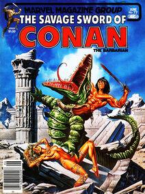 Espada Salvaje de Conan (1982 Revista) 77