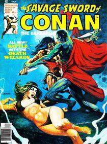 Espada Salvaje de Conan (1977 Revista) 18