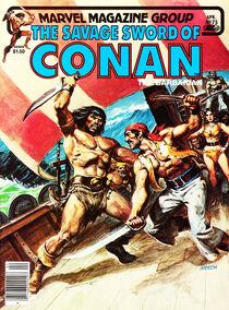 Espada Salvaje de Conan (1982 Revista) 75