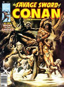 Espada Salvaje de Conan (1978 Revista) 32