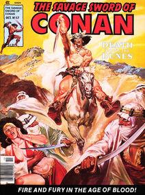 Espada Salvaje de Conan (1980 Revista) 57