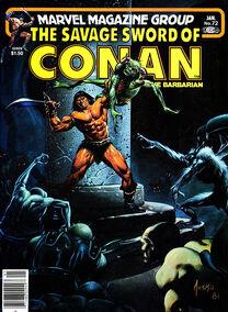 Espada Salvaje de Conan (1982 Revista) 72