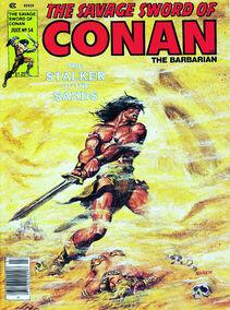 Espada Salvaje de Conan (1980 Revista) 54