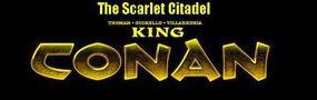 King Conan The Scarlet Citadel