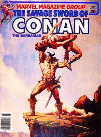 Espada Salvaje de Conan (1981 Revista) 66