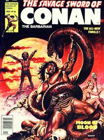 Espada Salvaje de Conan (1979 Revista) 46