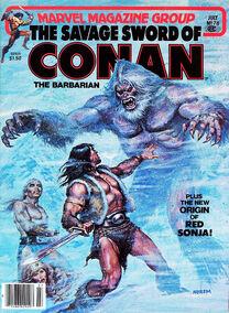 Espada Salvaje de Conan (1982 Revista) 78