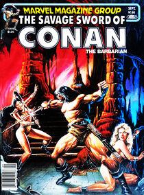 Espada Salvaje de Conan (1981 Revista) 68