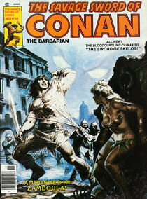 Espada Salvaje de Conan (1980 Revista) 58