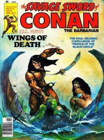 Espada Salvaje de Conan (1977 Revista) 19