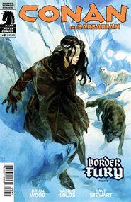 Conan the Barbarian nº9
