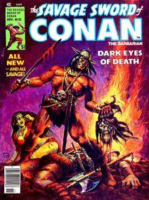 Espada Salvaje de Conan (1978 Revista) 35