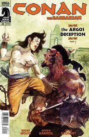 Conan the Barbarian nº5