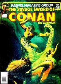 Espada Salvaje de Conan (1982 Revista) 81