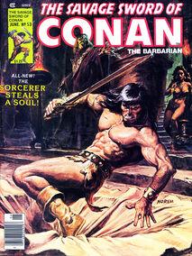 Espada Salvaje de Conan (1980 Revista) 53