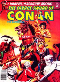 Espada Salvaje de Conan (1981 Revista) 63
