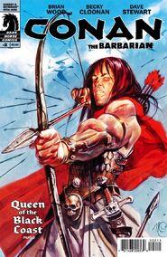 Conan the Barbarian nº2