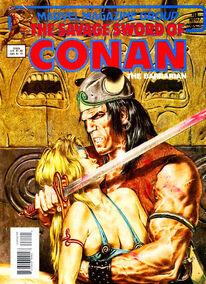 Espada Salvaje de Conan (1984 Revista) 97