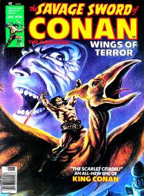 Espada Salvaje de Conan (1978 Revista) 30