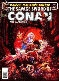 Espada Salvaje de Conan (1983 Revista) 91