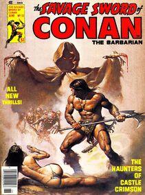 Espada Salvaje de Conan (1976 Revista) 12