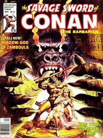 Espada Salvaje de Conan (1976 Revista) 14