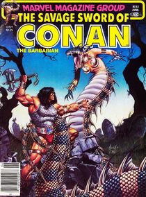 Espada Salvaje de Conan (1981 Revista) 65