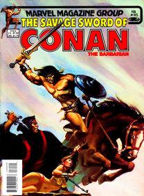 Espada Salvaje de Conan (1983 Revista) 85