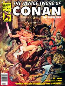 Espada Salvaje de Conan (1980 Revista) 49