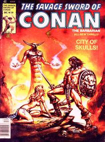 Espada Salvaje de Conan (1980 Revista) 59