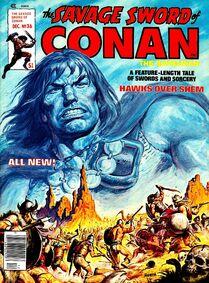 Espada Salvaje de Conan (1978 Revista) 36