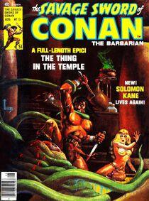 Espada Salvaje de Conan (1976 Revista) 13