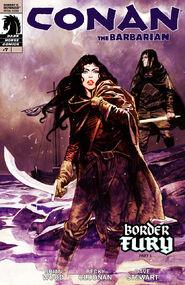Conan the Barbarian nº7