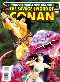 Espada Salvaje de Conan (1984 Revista) 98