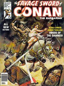 Espada Salvaje de Conan (1976 Revista) 11