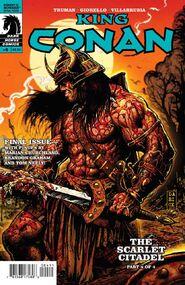 King Conan The Scarlet Citadel nº4