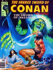 Espada Salvaje de Conan (1980 Revista) 56