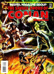 Espada Salvaje de Conan (1983 Revista) 86