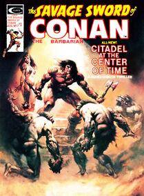 Espada Salvaje de Conan (1975 Revista) 7