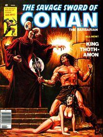 Espada Salvaje de Conan (1979 Revista) 43