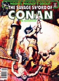 Espada Salvaje de Conan (1981 Revista) 67