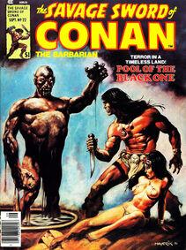 Espada Salvaje de Conan (1977 Revista) 22