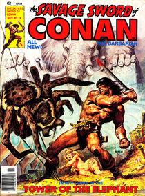 Espada Salvaje de Conan (1977 Revista) 24