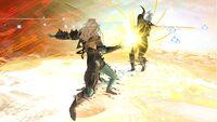 Aramros vs Dark Enoch