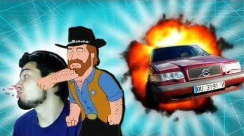 El Chuck Norris de los Autos
